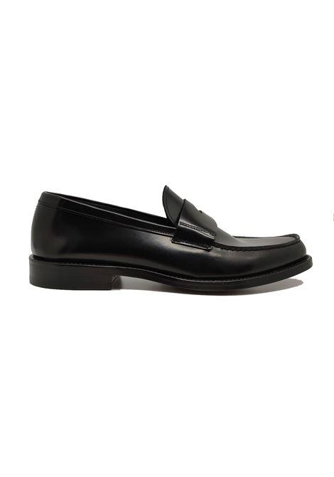 Men's Unlined Loafers Jerold Wilton | Mocassins | 845NERO