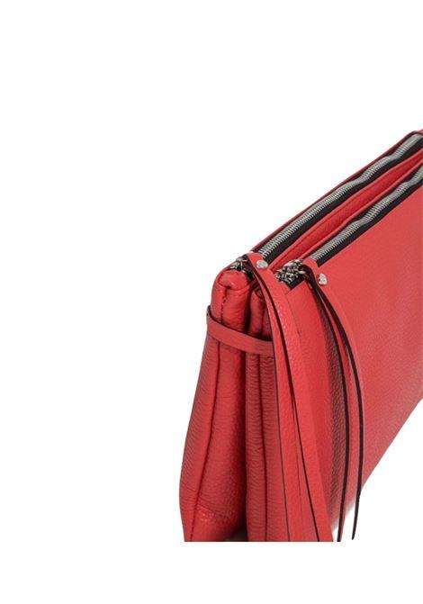 Borsa Donna Pochette Doppia Hermy In Pelle Rossa Con Manico E Tracolla Regolabile E Removibile Gianni Chiarini | Borse e zaini | BS369711707