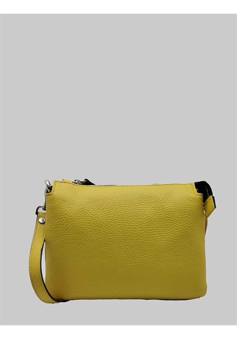 Three Mustard Shoulder Bag Woman With Removable And Adjustable Leather Shoulder Strap Gianni Chiarini | Bags and backpacks | BS436211040