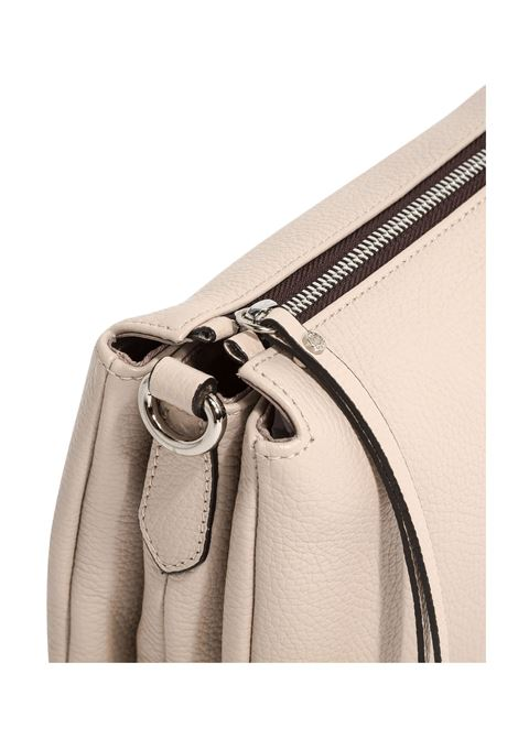 Small Shoulder Bag Woman Three In Beige Leather With Removable And Adjustable Shoulder Strap Gianni Chiarini | Bags and backpacks | BS436211706