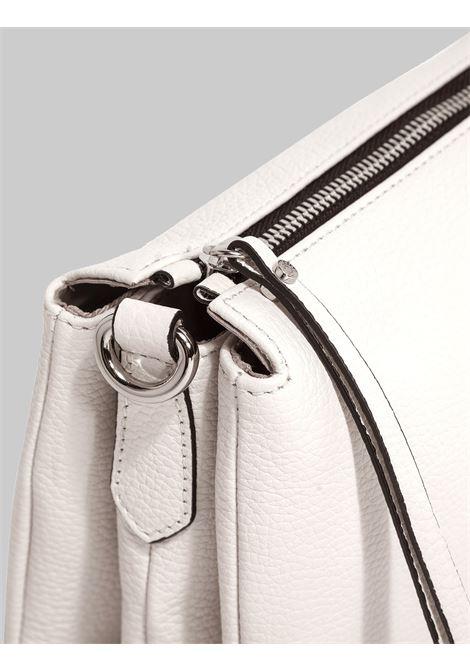 Borsa Donna Mini Three A Tracolla In Pelle Panna Con Tracolla Removibile E Regolabile Gianni Chiarini | Borse e zaini | BS43623890