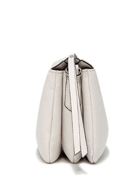 Small Three Shoulder Bag In Cream Leather With Removable And Adjustable Shoulder Strap Gianni Chiarini   Bags and backpacks   BS43623890
