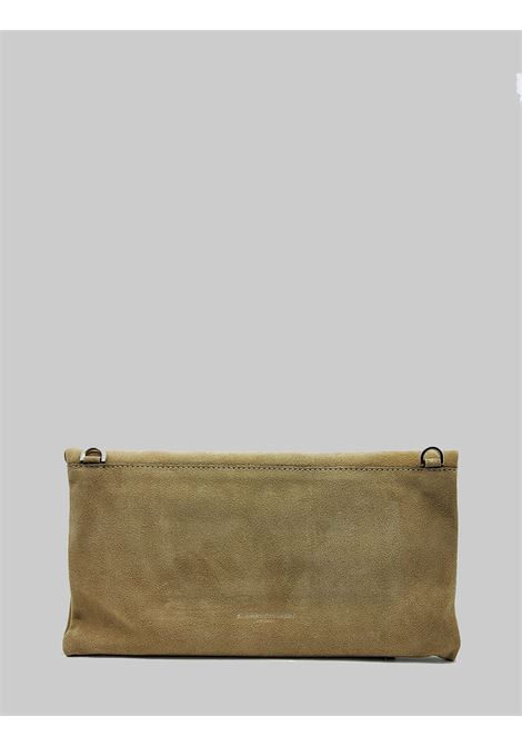 Cherry Women's Clutch Bag In Taupe Suede With Removable Tone Shoulder Strap Gianni Chiarini | Bags and backpacks | BS737511907