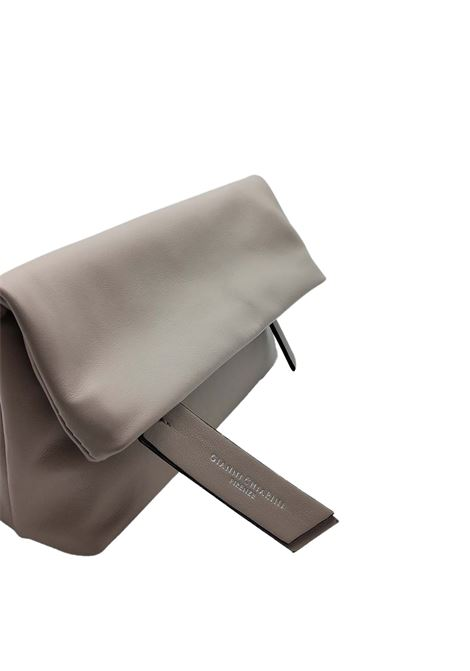 Cherry woman's clutch bag in pink smooth leather with removable shoulder strap Gianni Chiarini | Bags and backpacks | BS737710579