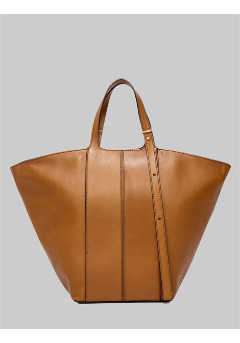 Diletta Woman Shoulder Bag In Natural Leather With Adjustable Handles Gianni Chiarini | Bags and backpacks | BS7626206