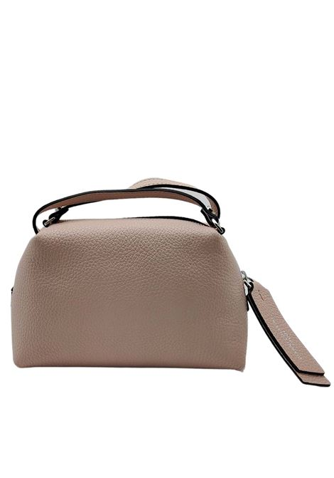 Small Alifa Woman Bag in Powder Leather with Double Hand Handle and Removable Shoulder Strap Gianni Chiarini | Bags and backpacks | BS814510105