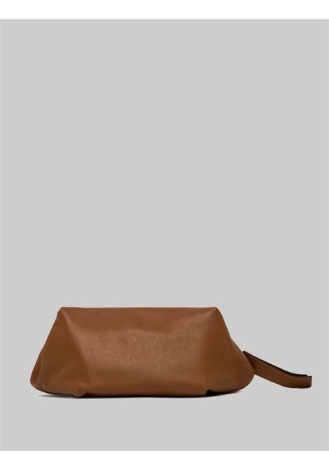 Colette Woman Bag In Tan Leather With Gold Chain And Removable Shoulder Strap Gianni Chiarini | Bags and backpacks | BS8405206