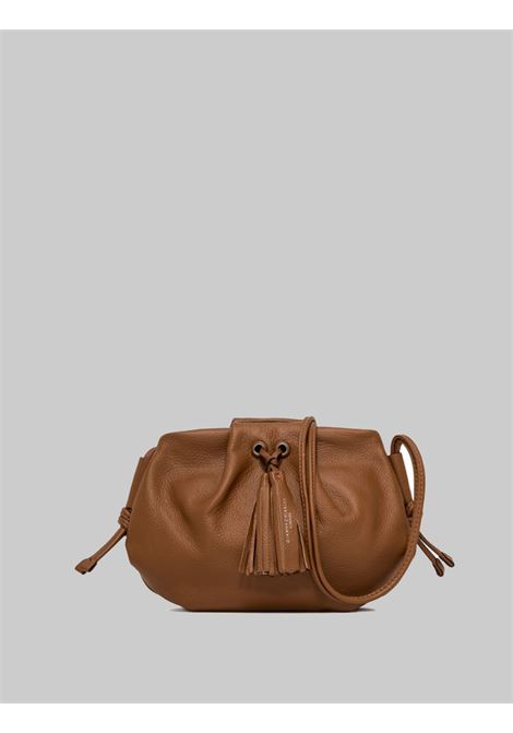 Small Flora Shoulder Bag In Soft Leather With Shoulder Strap Gianni Chiarini | Bags and backpacks | BS8475206