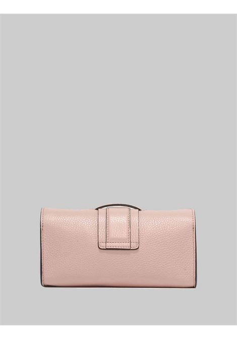 Gemma Shoulder Bag in Powder Leather with Gold Chain Shoulder Strap and Matching Leather Gianni Chiarini | Bags and backpacks | BS849110105