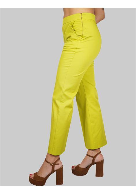 Women's Clothing Stretch Gabardine Birch Pants Maliparmi | Skirts and Pants | JH71441013660120