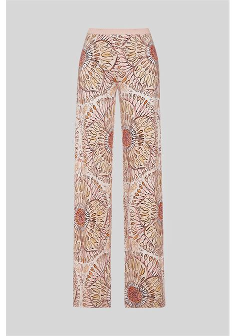 Women's Clothing Welcome Summer Beige Fantasy Trousers Maliparmi | Skirts and Pants | JH737770407B1228