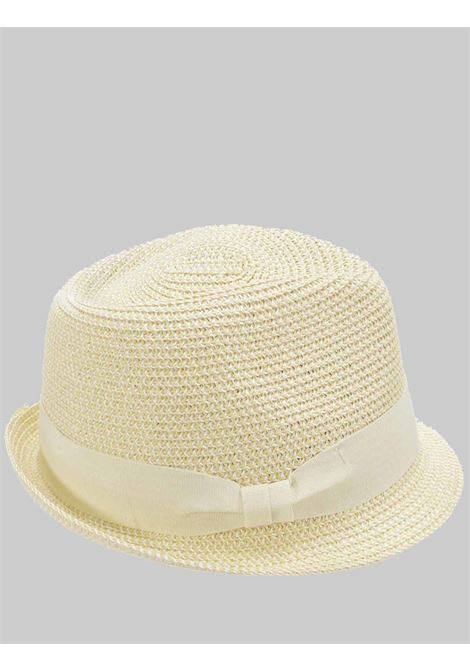 Women's Accessories Bicolor Straw Hat With Honey Visor Brim with Matching Band Seeberger Est 1890 | Hats | 0548924339