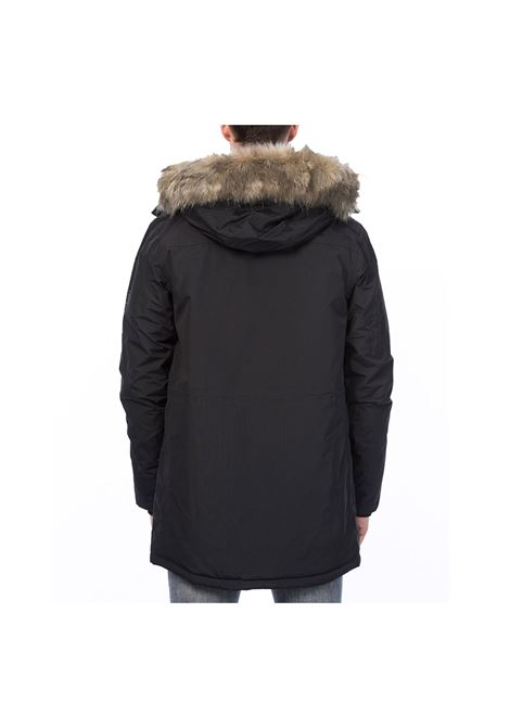 parka tech fur JACK & JONES | Giubbini | 12126238BLACK