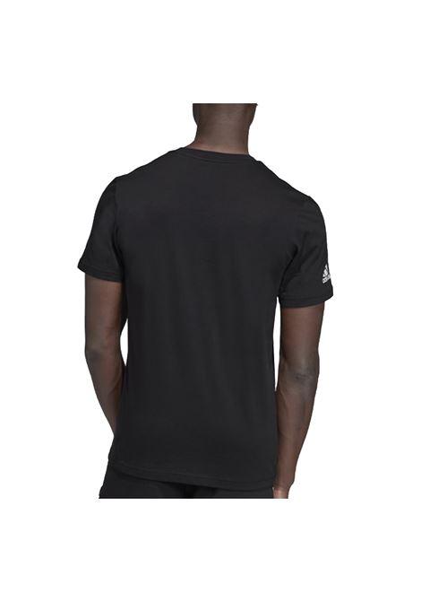 juve dna gr tee ADIDAS CORE   T-Shirt Calcio   DX9206-