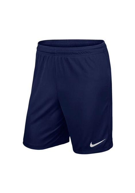 park ii knit short NIKE | Shorts calcio | 725887-410
