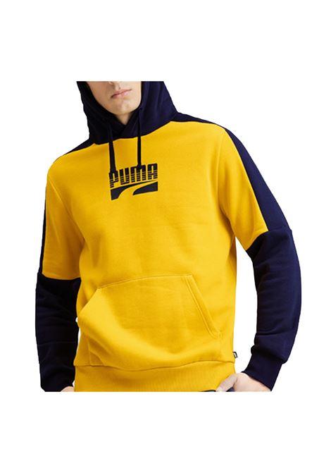 rebel block hoody fl PUMA | Felpe | 580544-20