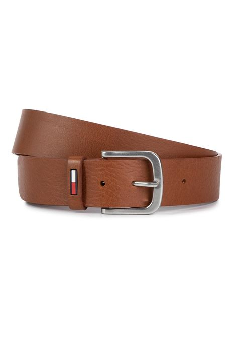 tjm classic flag belt TOMMY JEANS | Cinture | M05142-GB8