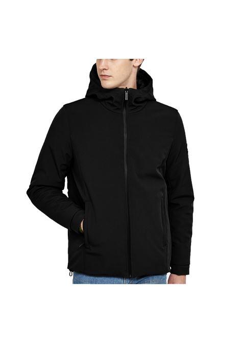softshell double jacket kk BREKKA | Giubbini | BRFW0079-BLK