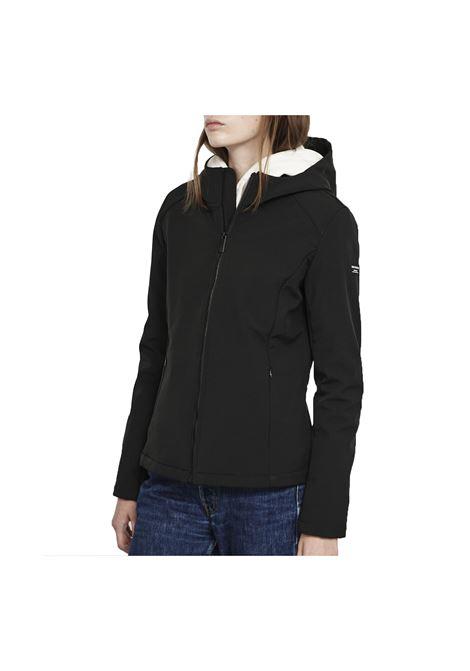 softshell bonded jacket BREKKA | Giubbini | BRFW2065-BLK
