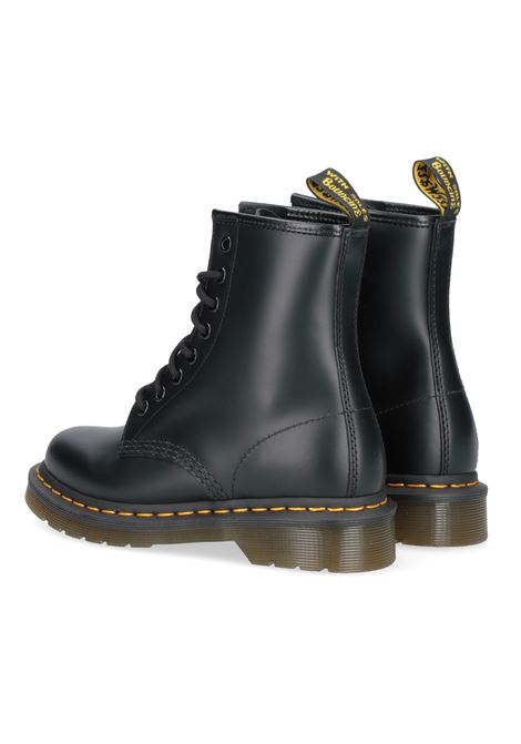 smooth black Dr Martens | Sneakers | DMS1460-BLK