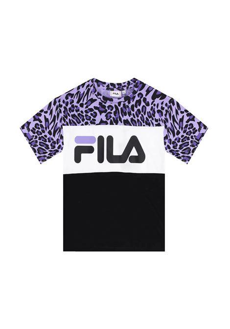 allison aop  tee FILA | T-shirt | 687973-A814