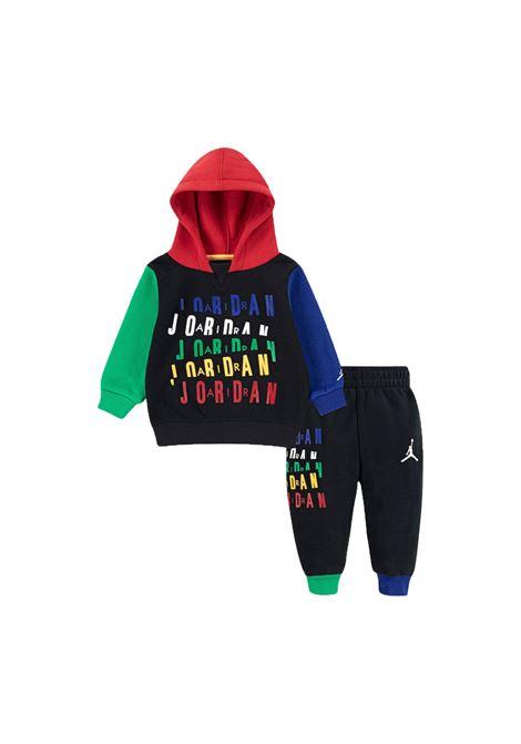 legacy of sport fleece set JORDAN | Tute | 65A055-023
