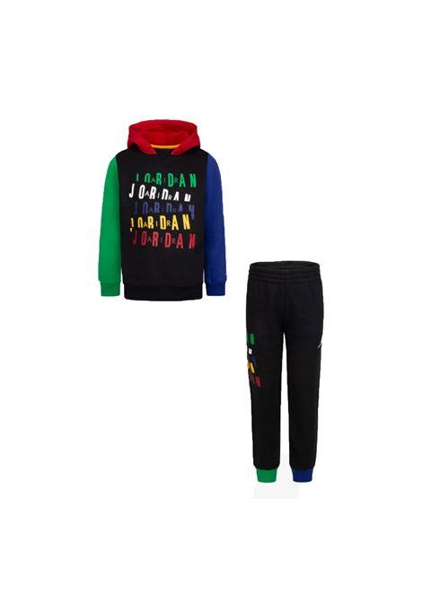legacy of sport fleece set JORDAN | Tute | 85A055-023