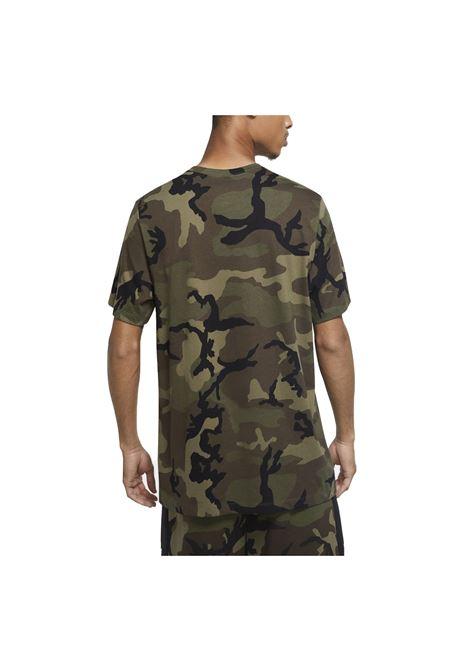 m j camo ss tee JORDAN | T-shirt | CU2072-222