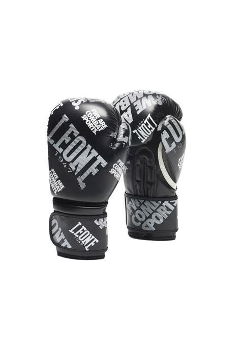 guanti boxe wacs LEONE | Guantoni | GN319-01/12