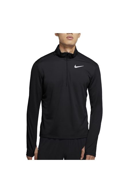 nk pacer top hzip NIKE | Maglie Running | BV4755-010