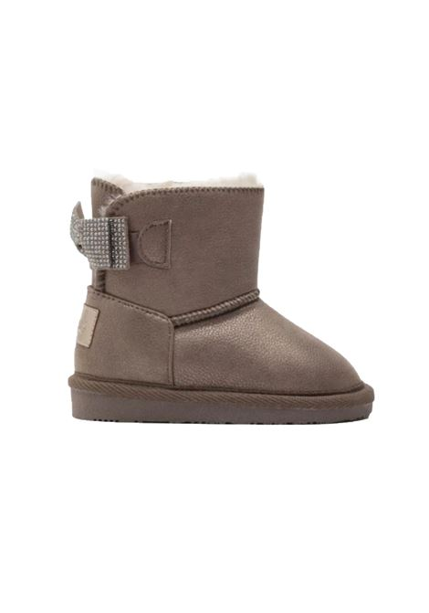 mou OSITO | Sneakers | KIS14069-TAUPE