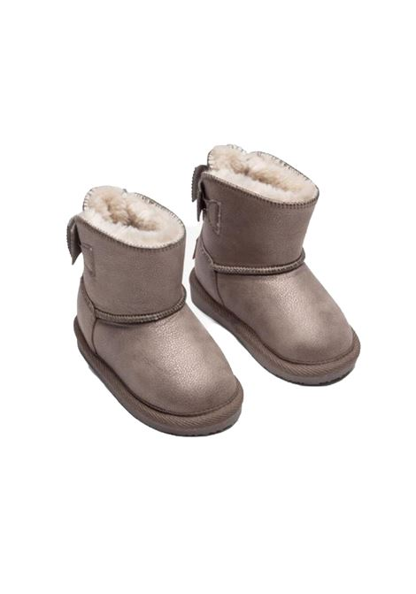 mou OSITO   Sneakers   KIS14069-TAUPE