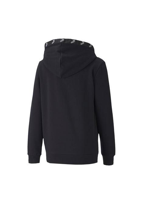 amplified full zip hoodie PUMA | Felpe | 583242-01