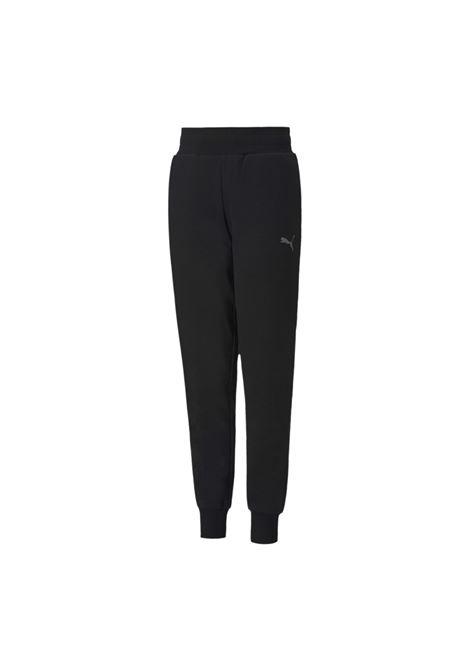 graphic sweat pants PUMA | Pantaloni | 583294-01