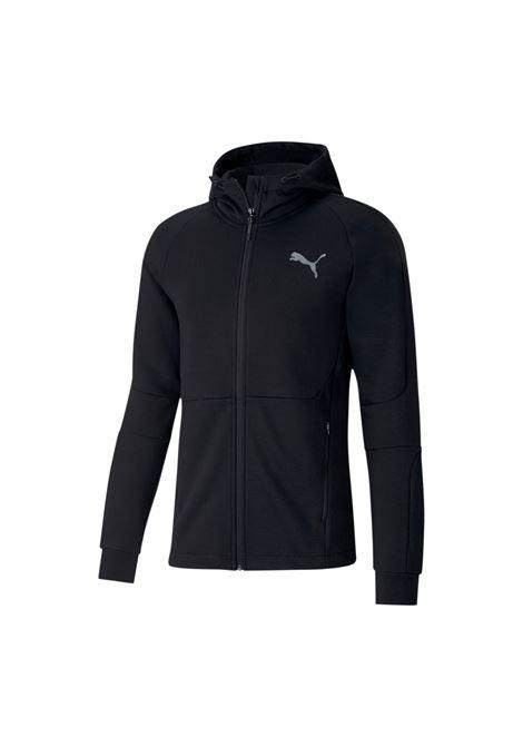 evostripe full zip hoodie PUMA | Felpe | 583467-01