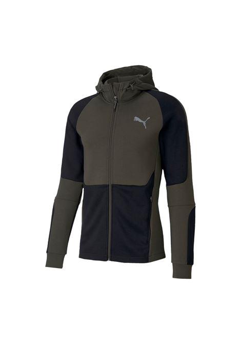 evostripe full zip hoodie PUMA | Felpe | 583467-70