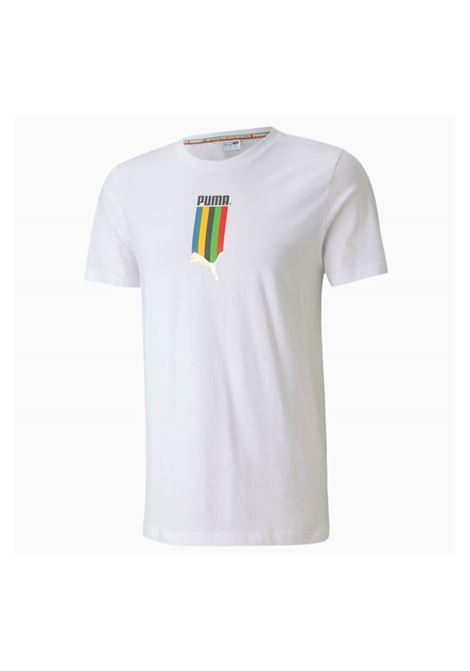PUMA | T-shirt | 597614-52