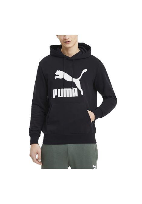 classic logo hoodie PUMA | Felpe | 597741-01