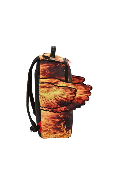 pyro camo double wings SPRAYGROUND | Zaini | 910B2139NSZ-