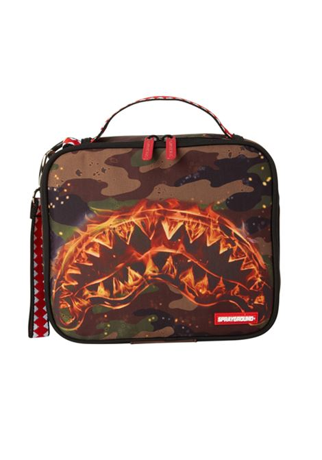Snack Pack Fire Shark SPRAYGROUND | Pochette | 910B3313NSZ-