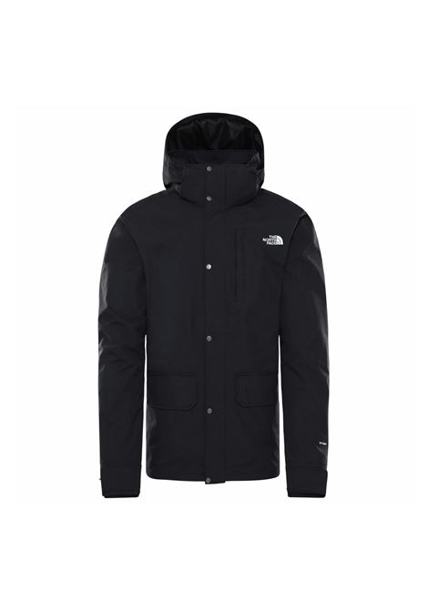 m pinecroft triclimate jacket tnf black/tnf black THE NORTH FACE | Giubbini | NFOA4M8E-KX71