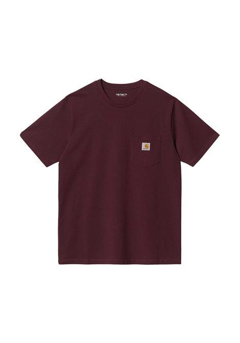 WW POCKET T-SHIRT CARHARTT | T-shirt | C103296-PRT