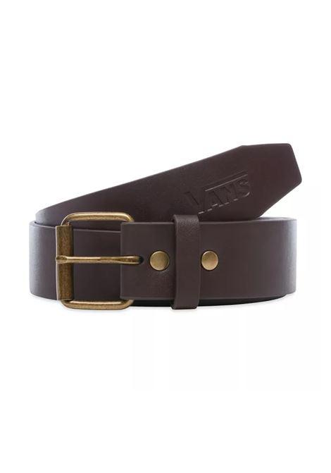 hunter ii pu belt VANS CLASSIC | Cinture | VA31J6-DRB