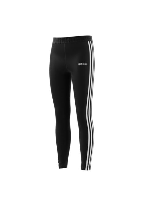 YG Essentials 3 Stripes Leggings ADIDAS CORE | Leggins | DV0367-