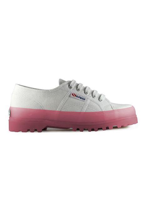 2555 alpina jellygum cotu SUPERGA | Sneakers | S1115LW-AOE