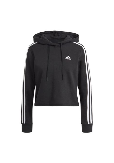 3 str crop hd po ADIDAS CORE | Felpe | GM5582-