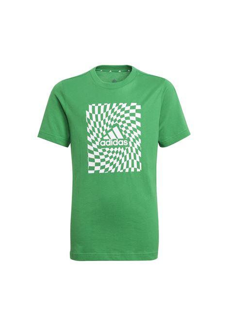 bg tee 1 ADIDAS CORE | T-shirt | GN1475-