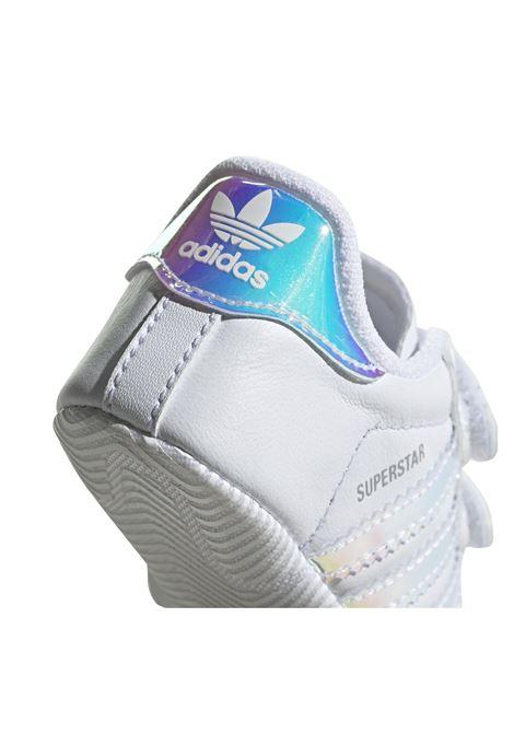 superstar crib  iridescent ADIDAS ORIGINAL | Sneakers | BD8000-