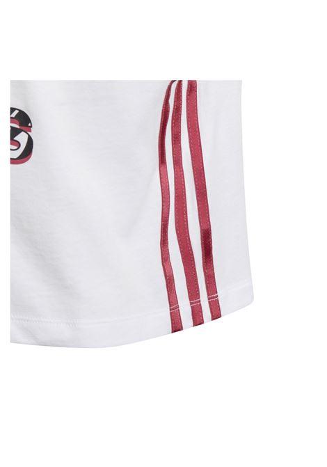 crop tee trefoil ADIDAS ORIGINAL | T-shirt | GN2240-