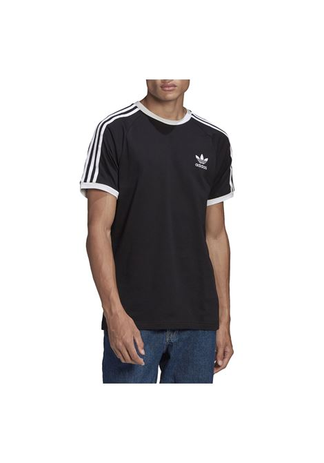 3 stripes tee ADIDAS ORIGINAL | T-shirt | GN3495-